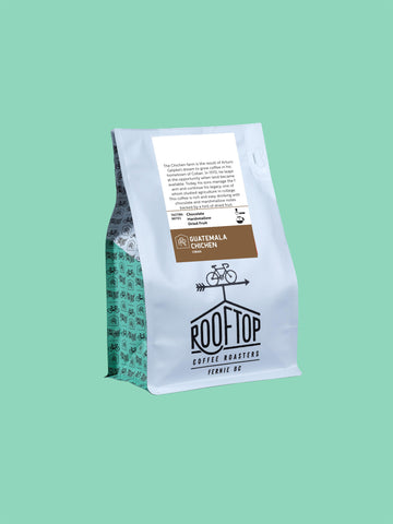 Rooftop Coffee Roasters - Guatemala Chichen