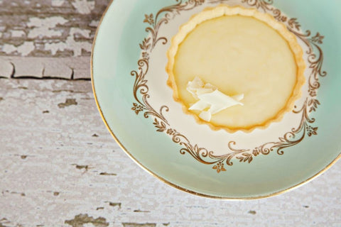Epiphany Cakes - Lemon Tart