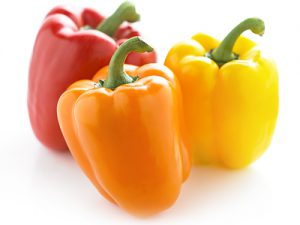 Peppers - Red, Yellow, Orange (lb)