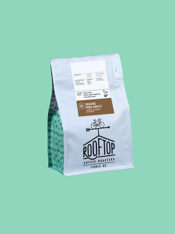 Rooftop Coffee Roasters - Organic Peru Norte
