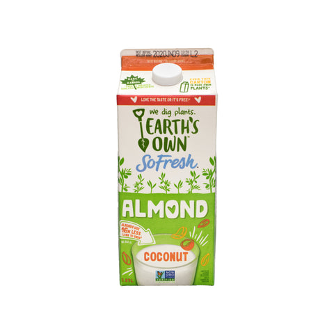 Earth's Own - Almond Coconut Milk (1.89L)