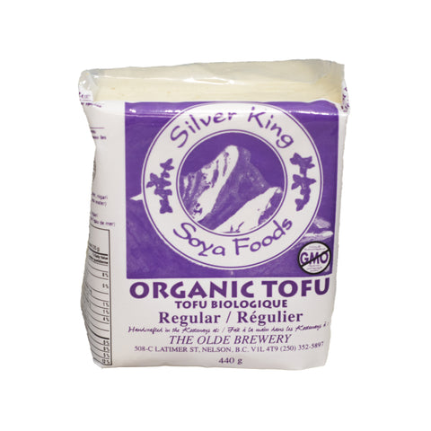 Silver King - Organic Regular Tofu