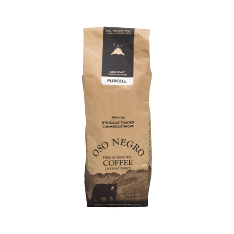 Oso Negro Coffee - Purcell (1lb)