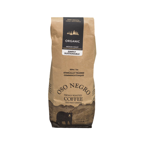 Oso Negro Coffee - Simply Sustainable (1lb)