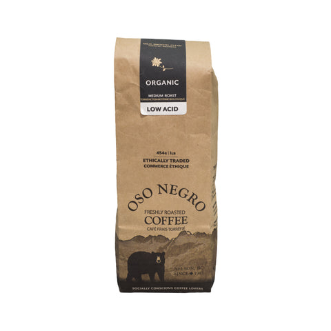 Oso Negro Coffee - Low Acid (1lb)