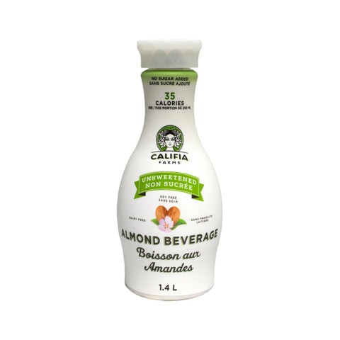 Califia Farms - Unsweetened Almond Milk