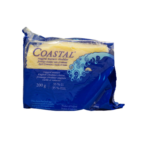 Coastal - Rugged Mature Cheddar