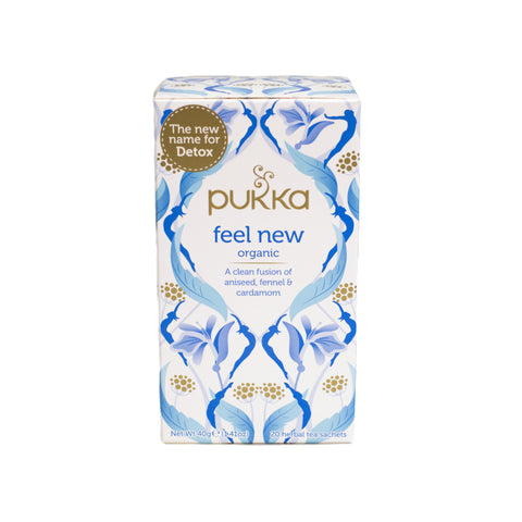 Pukka Tea - Feel New
