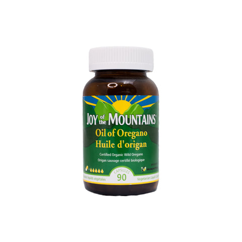 Joy of the Mountains - Oregano Capsules