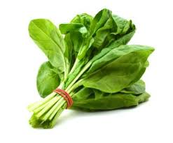 Spinach - Large Leaf (450gm Bag / $4.50)