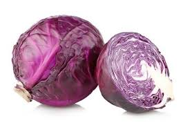 Cabbage - Red (Half/Whole)