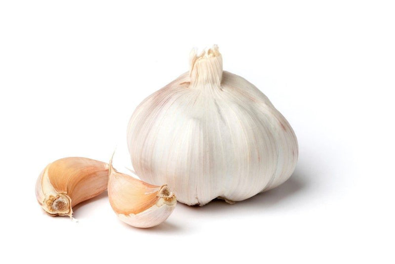 Garlic NZ (100gms / $3.50)
