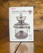 Load image into Gallery viewer, Hario Canister Coffee Mill - Shoe Lane Coffee