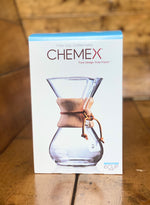 Load image into Gallery viewer, Classic Chemex –  6 cups - Shoe Lane Coffee