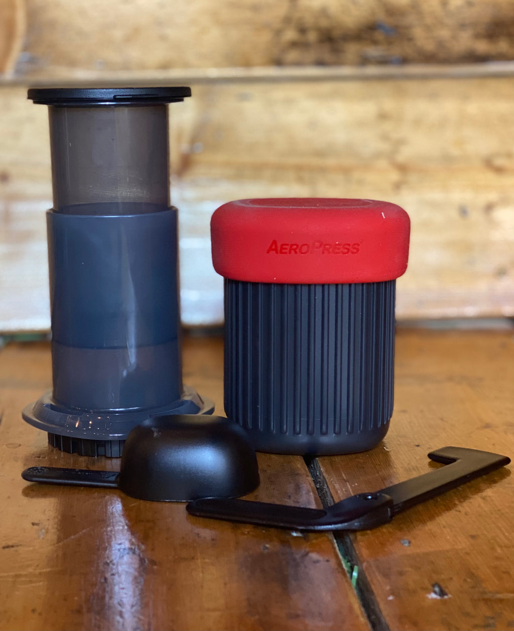 AeroPress Go - Shoe Lane Coffee