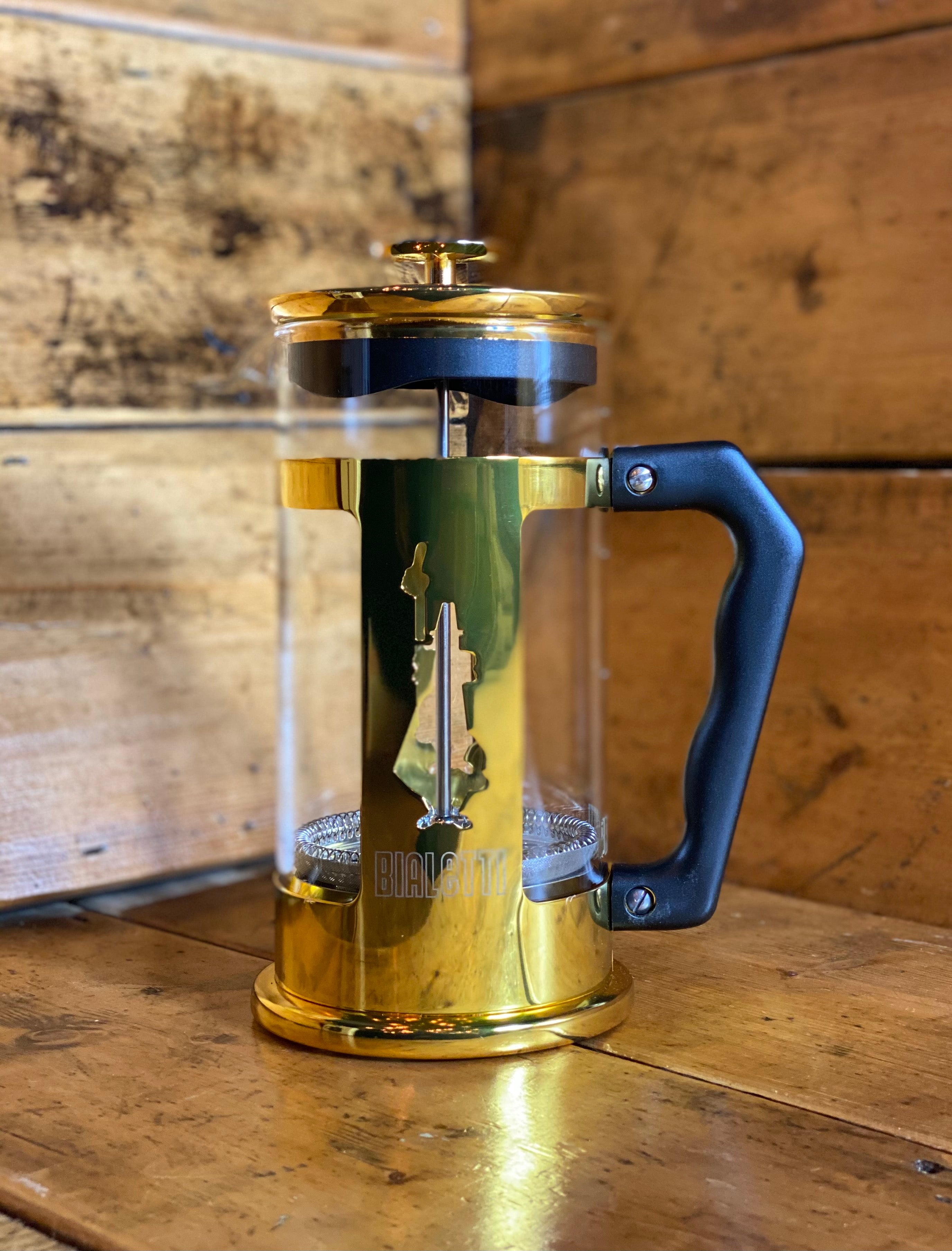 Bialetti Gold Coffee Press 1L - Shoe Lane Coffee