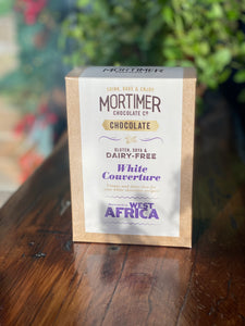 Mortimer's White Couverture Powder (250g)