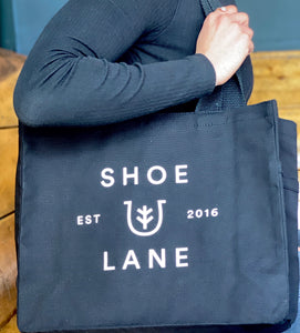 Shoe Lane Canvas Bag - Shoe Lane Coffee