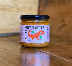 Harry's Nut Butter - Extra hot (335g) - Shoe Lane Coffee