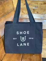 Load image into Gallery viewer, Shoe Lane Canvas Bag - Shoe Lane Coffee