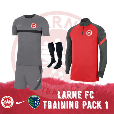 Larne Youth Training Pack 1