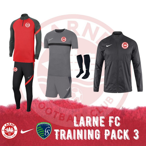 Larne Youth Training Pack 3