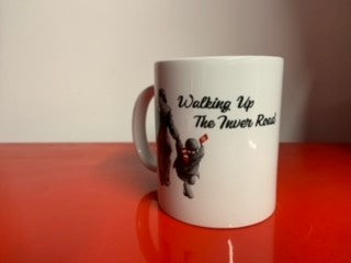 "MUG - ""Walking up the Inver Road"""