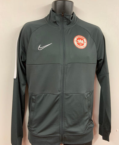 NIKE ACADEMY FULL ZIP JACKET - GREY - FINAL REDUCTIONS!