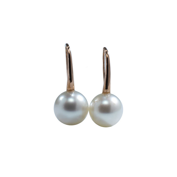 'Dara2' Australian South sea pearl earrings
