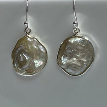 Load image into Gallery viewer, 'Eva' Hook Style Freshwater Pearl Earrings