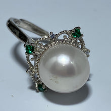 Load image into Gallery viewer, 'Erika' Freshwater Pearl Ring