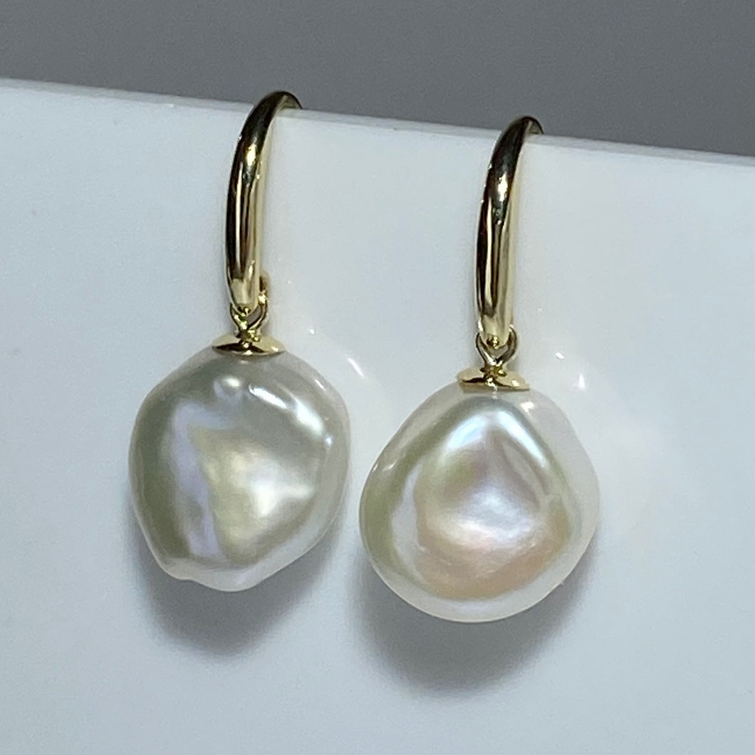 'Dali' Freshwater Pearl Earrings