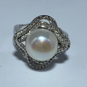 'Lisa' Freshwater Pearl Ring