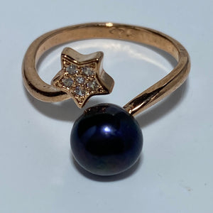 'Rona' Freshwater Pearl Ring
