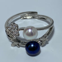 Load image into Gallery viewer, 'Sia' Freshwater Pearl Ring