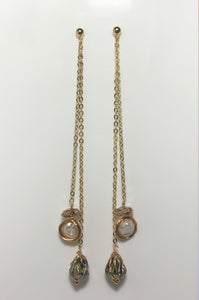 'Allison' Freshwater Pearl Earrings