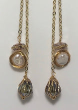 Load image into Gallery viewer, 'Allison' Freshwater Pearl Earrings