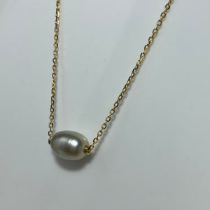 South Sea Slider pearl necklace