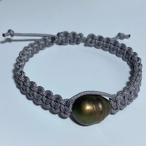 'Corsair' Fijian South Sea Pearl Bracelet