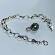 Load image into Gallery viewer, Detachable Tahitian South Sea Pearl Bracelet