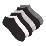 Load image into Gallery viewer, Basic Ankle Socks - 6 Pair Pack