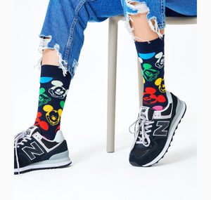 Disney Colorful Character Sock