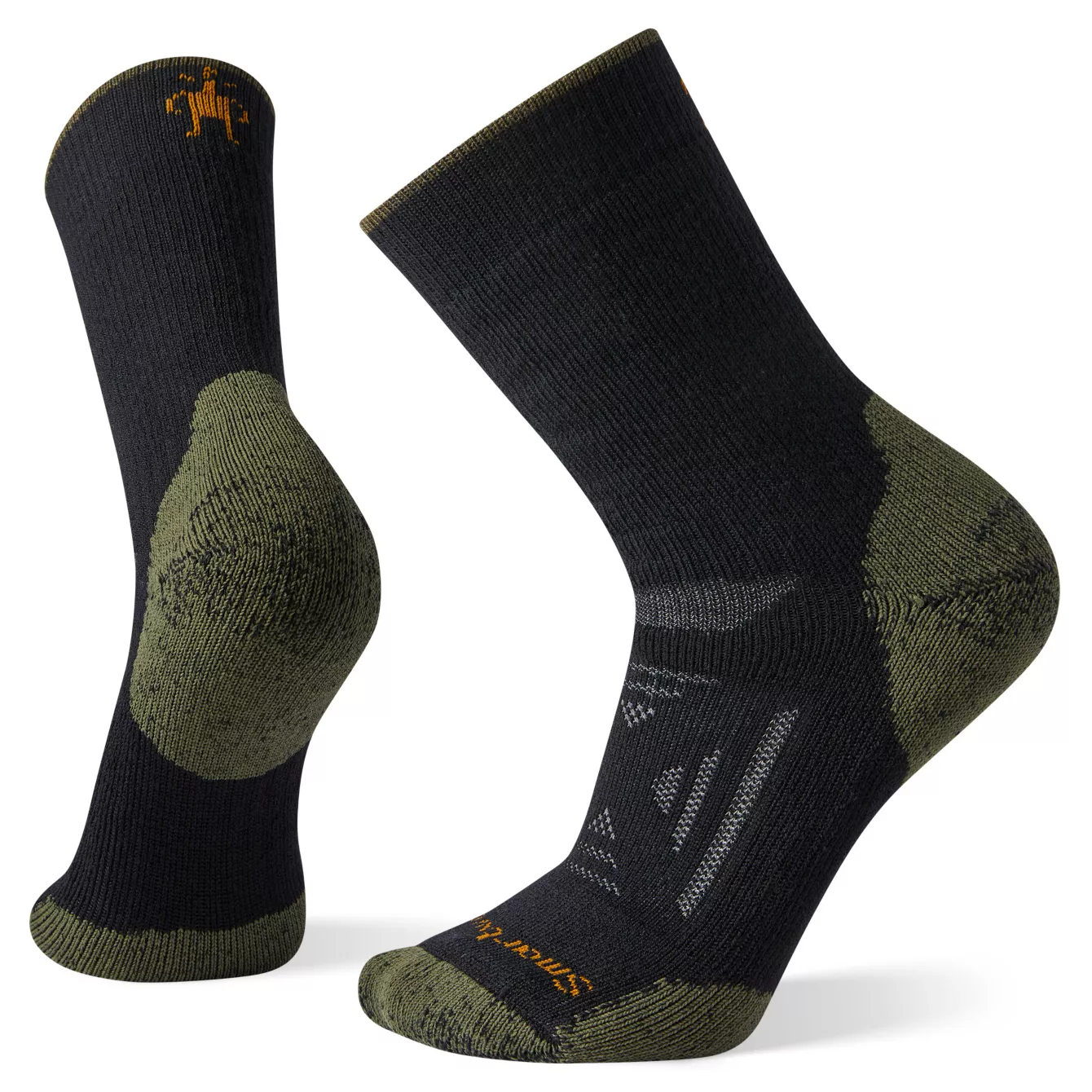 Men's PhD® Outdoor Heavy Hiking Crew Socks