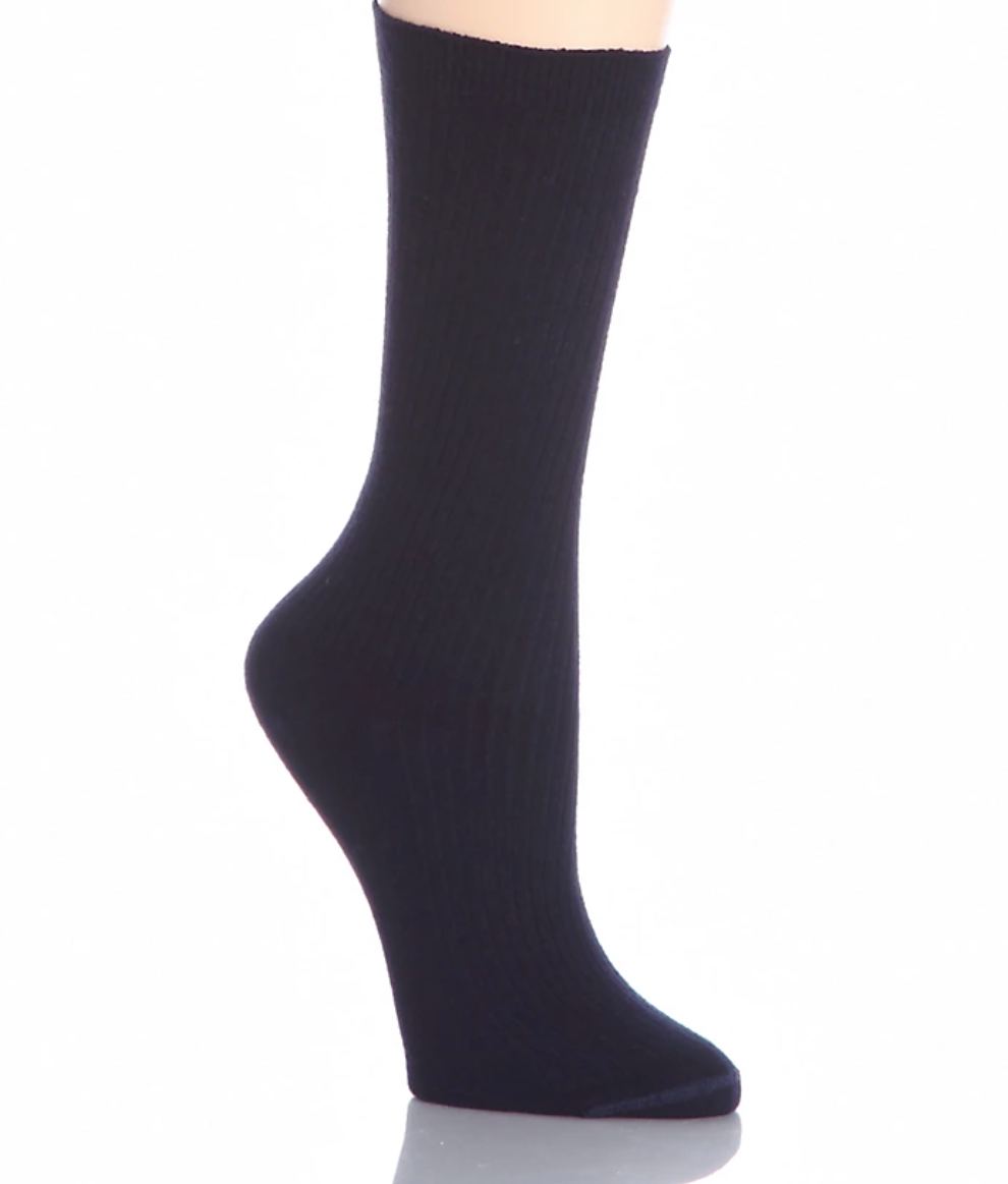 Relaxed Top Sock