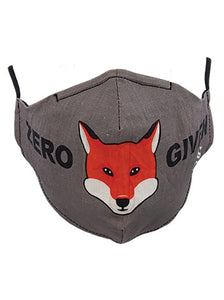 "Zero ""Fox"" Given Face Mask"