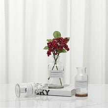 Load image into Gallery viewer, Transparent Glass Storage Jars Flower Vase