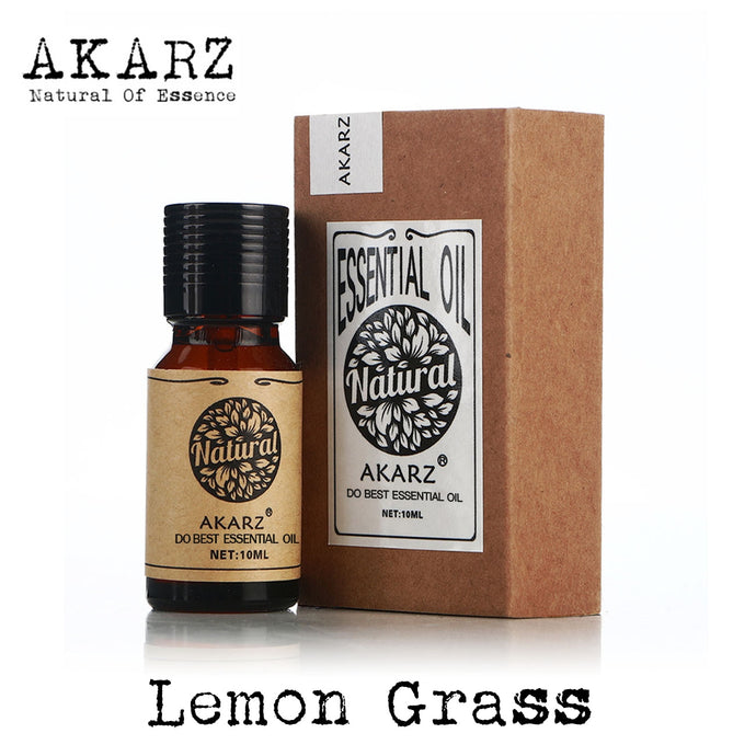 AKARZ natural essential oil lemon grass