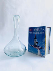 Recycled Glass Decanter - Mag.Pi