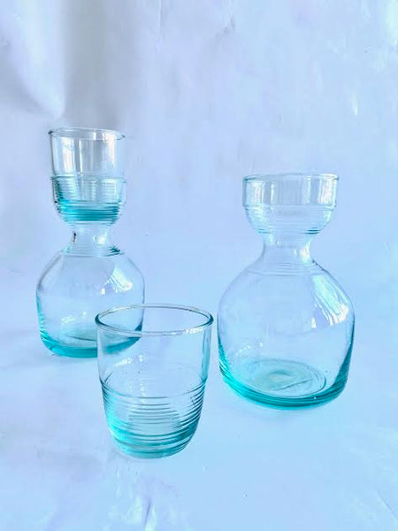 Recycled Glass Carafe - Mag.Pi