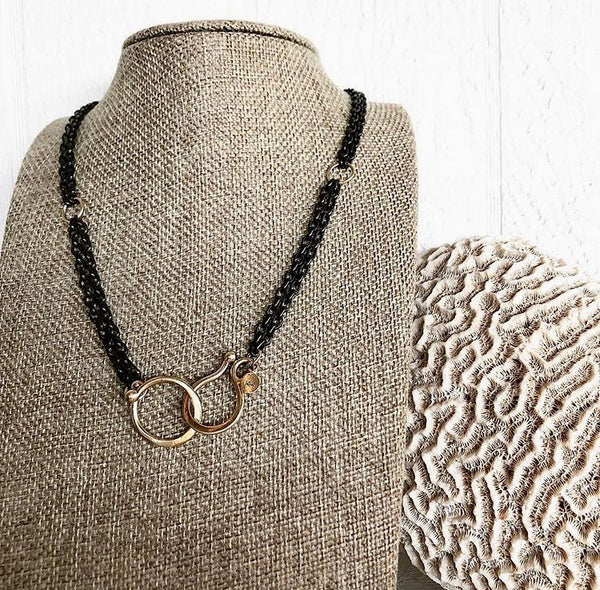 Double Bud Necklace - Mag.Pi